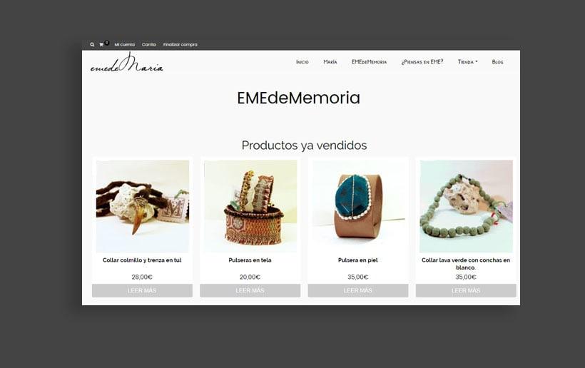 Diseño Imagen Coorporativa / emedeMaria 4