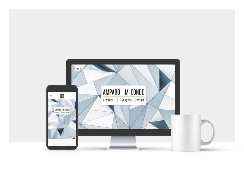 Portfolio · Amparo M-Conde Product & Graphic Design 0