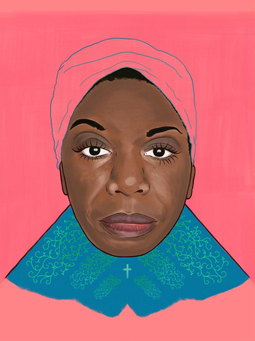 Nina Simone -1