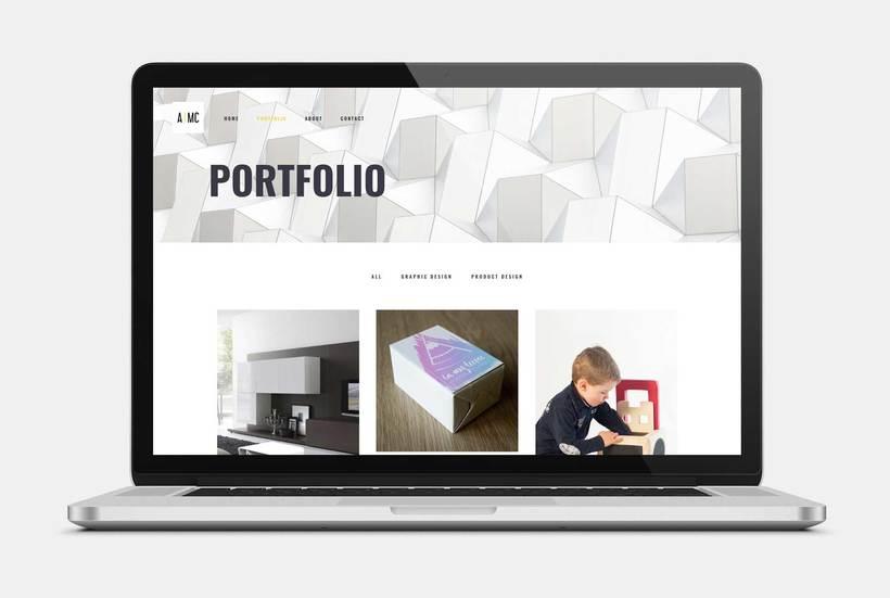 Portfolio · Amparo M-Conde Product & Graphic Design 5