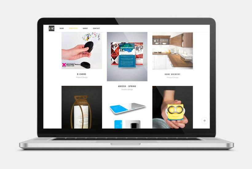 Portfolio · Amparo M-Conde Product & Graphic Design 1