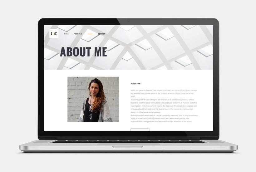 Portfolio · Amparo M-Conde Product & Graphic Design 2