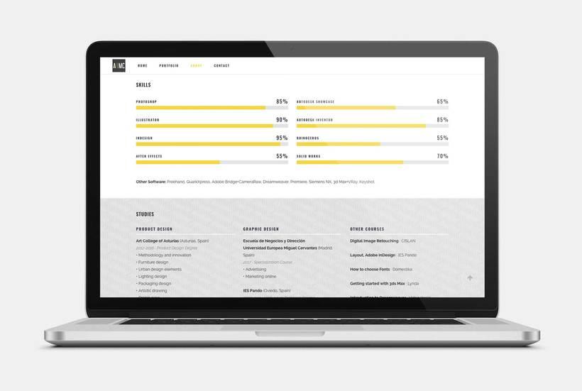 Portfolio · Amparo M-Conde Product & Graphic Design 3