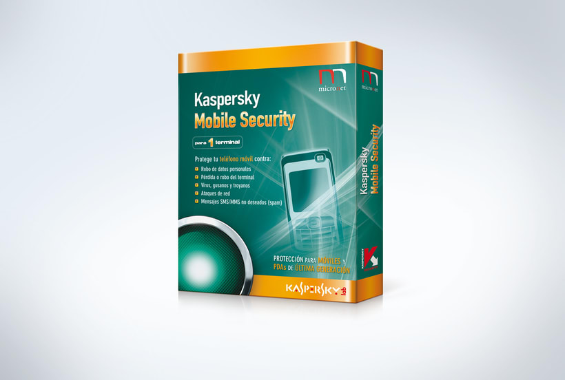 Kaspersky Mobile Security (2008) 0