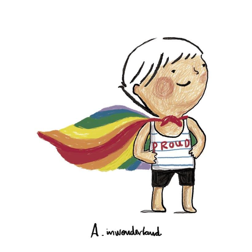 PROUD, orgullo 0