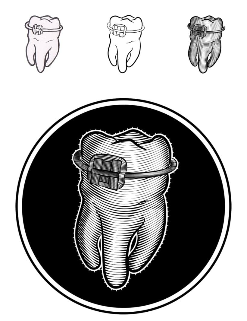 Banderola Clínica Odontológica 1