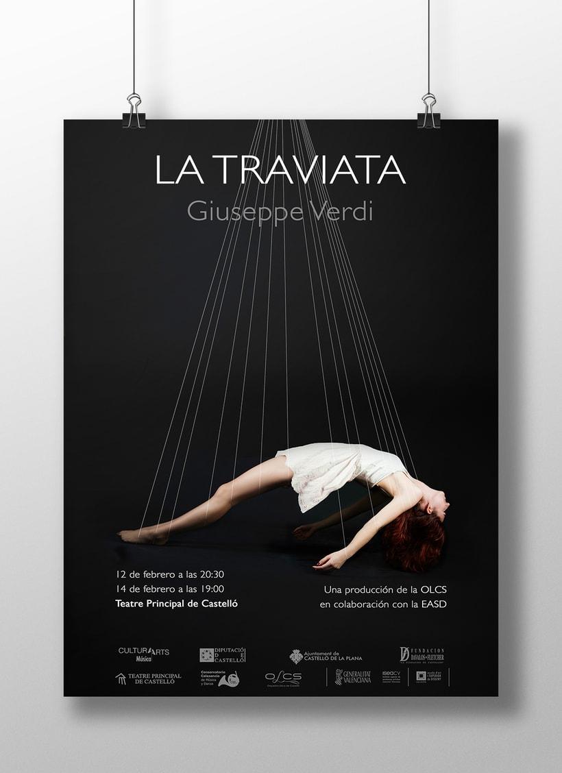 La Traviata de Verdi -1