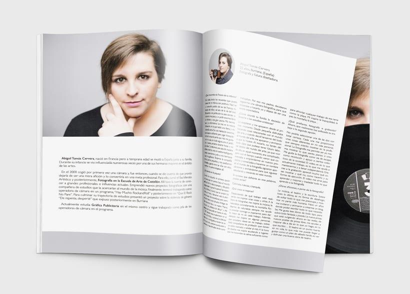 Diseño y Fotografía Editorial 0