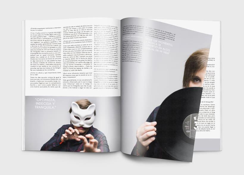 Diseño y Fotografía Editorial 1