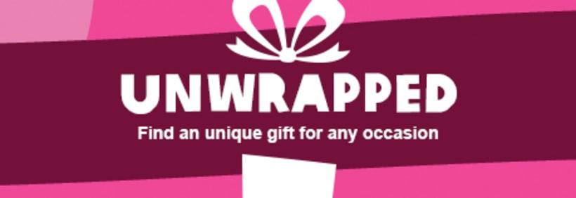 Banners Oxfam International: Trailwalker y Unwrapped 0