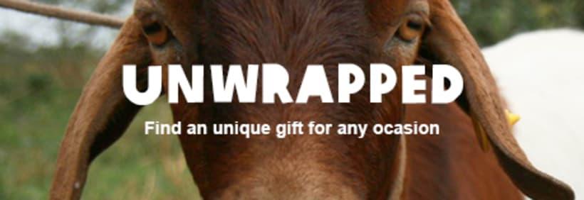 Banners Oxfam International: Trailwalker y Unwrapped 4