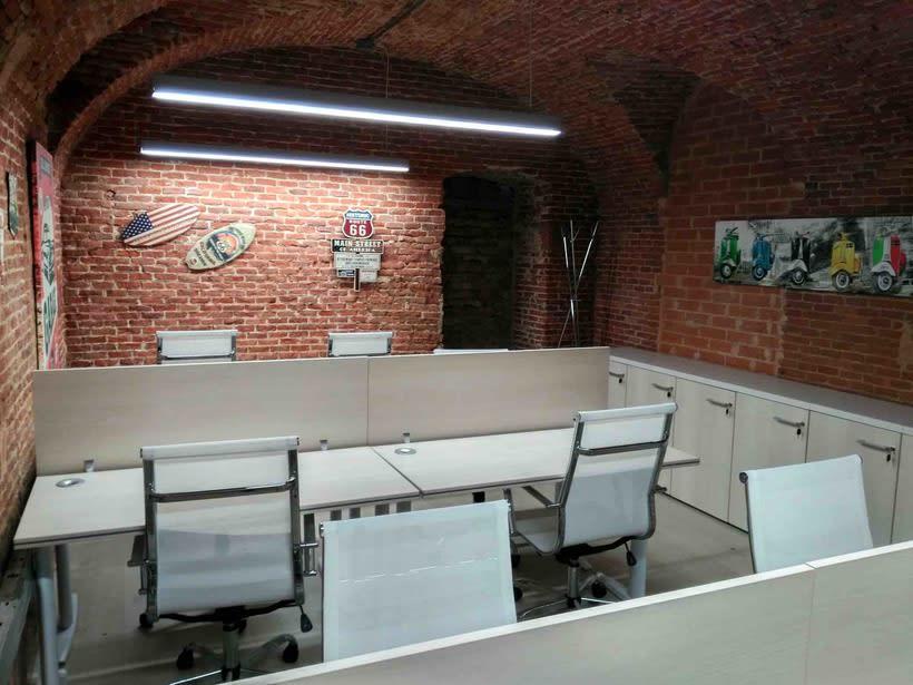 Coworking en Madrid - Barrio Justicia (zona Alonso Martinez) 1