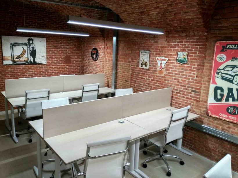 Coworking en Madrid - Barrio Justicia (zona Alonso Martinez) 2