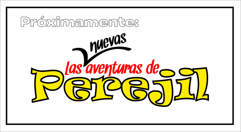 Las aventuras de Perejil 16