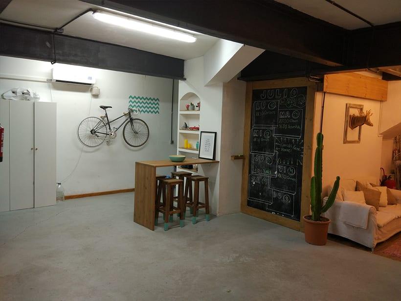 Buscamos Freelance/Equipo para Coworking en Barcelona (Poble Sec) 3