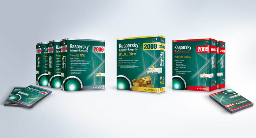 Kaspersky 2009 0