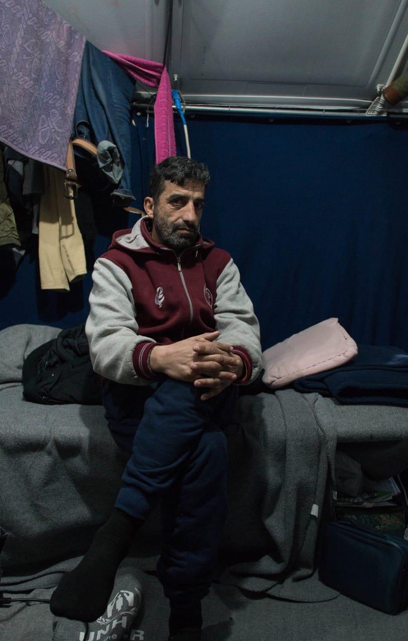 El refugiado sin pasado -1
