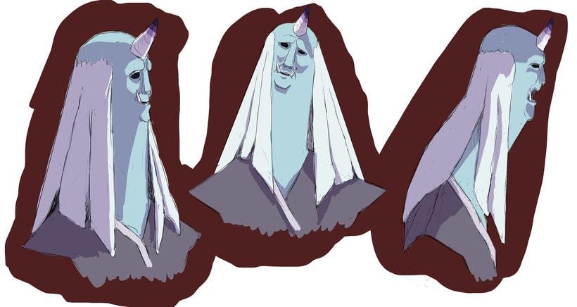 Oni Characters 1
