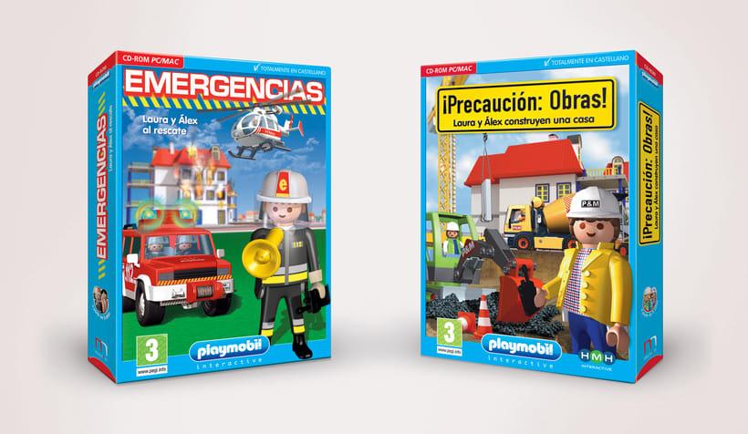 Playmobil Interactive (2009) 1