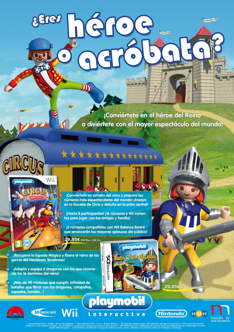 Playmobil Interactive (2009) 4