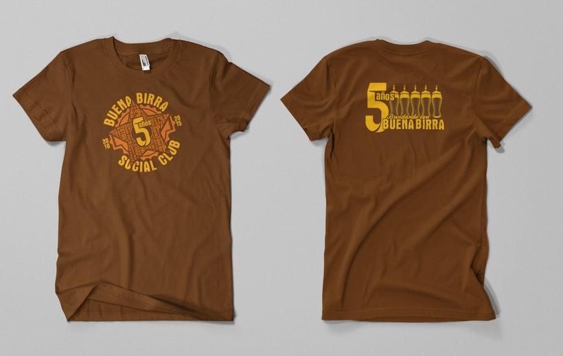 Print T-shirt designs - Diseños de estampa para remera -  3