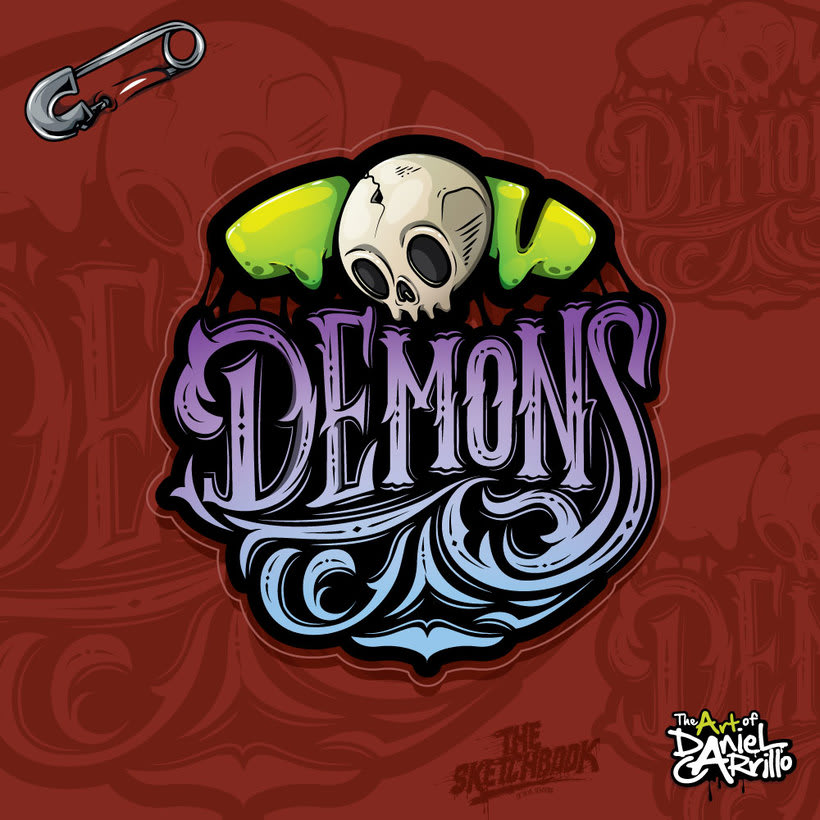 Toy Demons -1