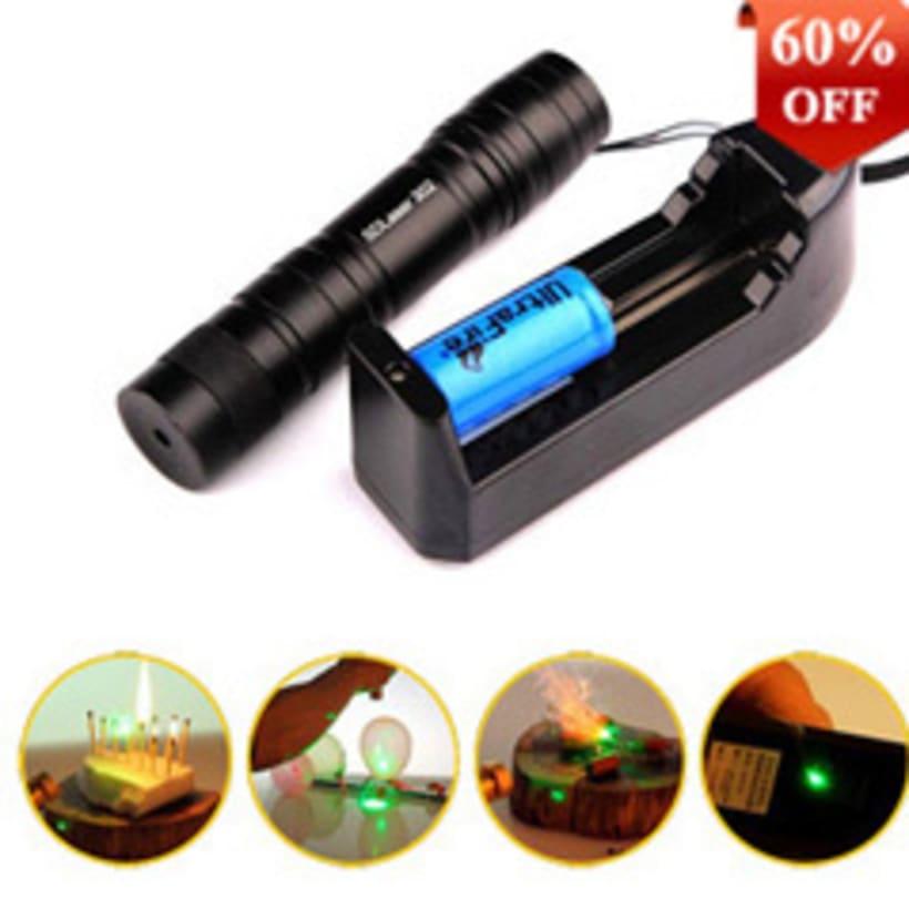 Laserpointer ultra starker grün 3000mw -1