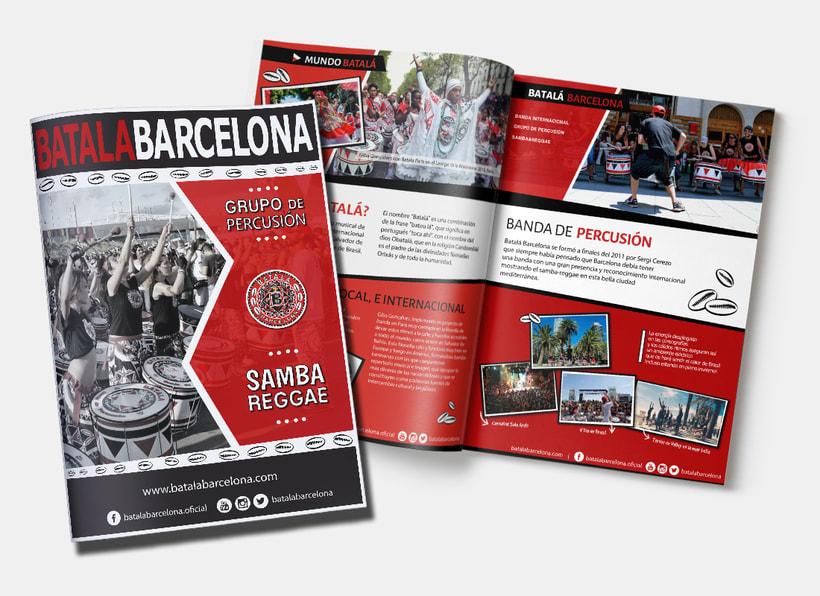 Diseño editorial de catálogo -1