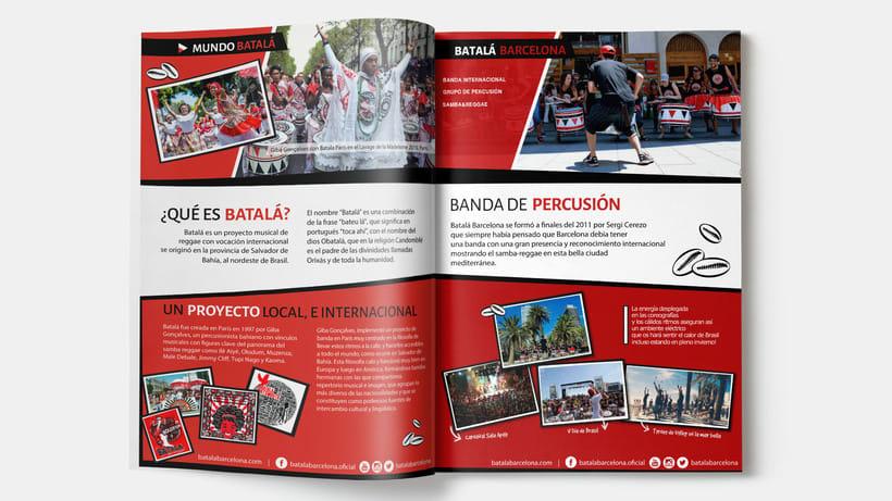 Diseño editorial de catálogo 0