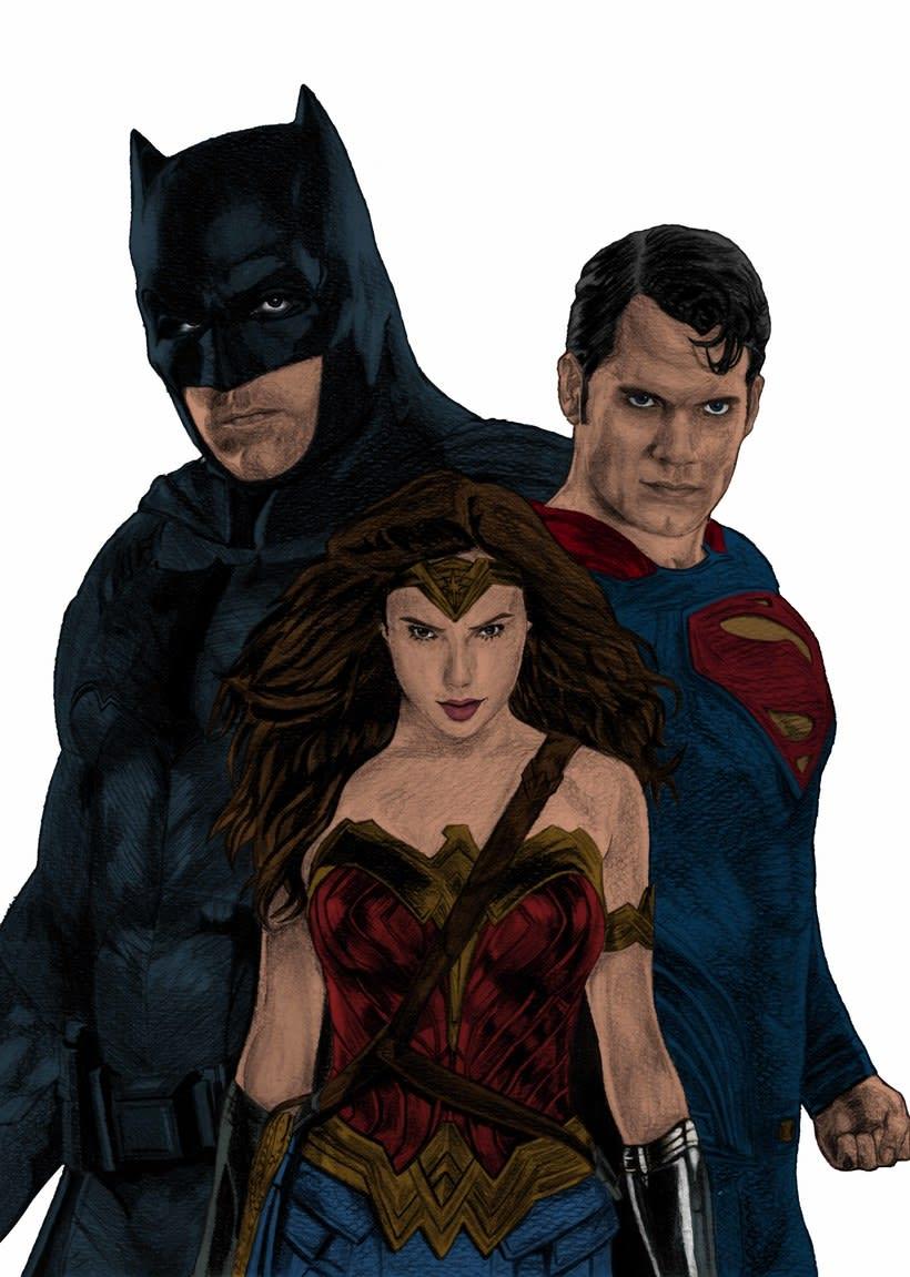 Batman v Superman 1