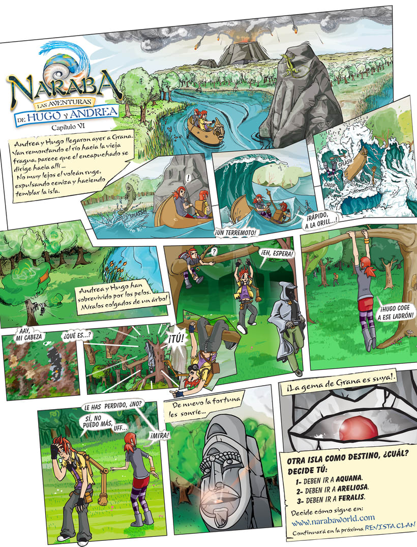 Naraba World (2010) 7