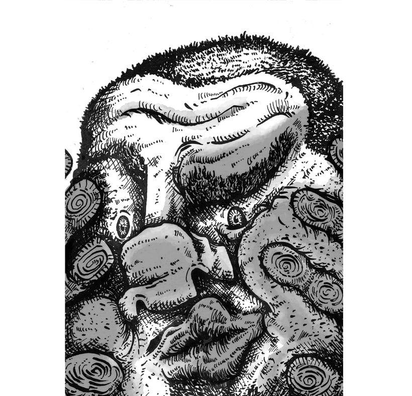 Tinta crítica - Ilustraciones a tinta 4