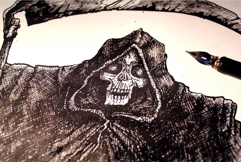 Tinta crítica - Ilustraciones a tinta 6