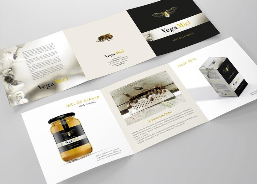 VegaMiel, miel de azahar 100% natural. 3