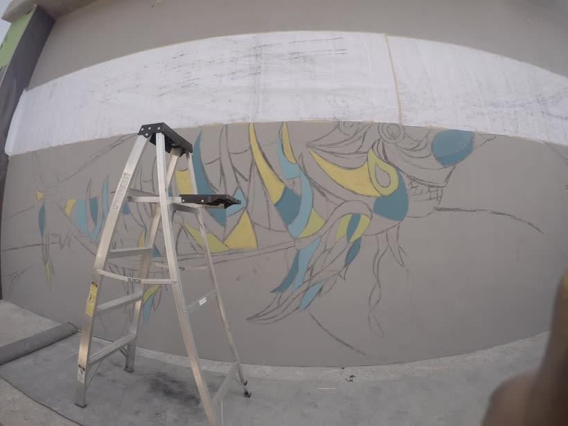 Mural Pampa Argentina,  Costa del Sol Nuevo proyecto 3
