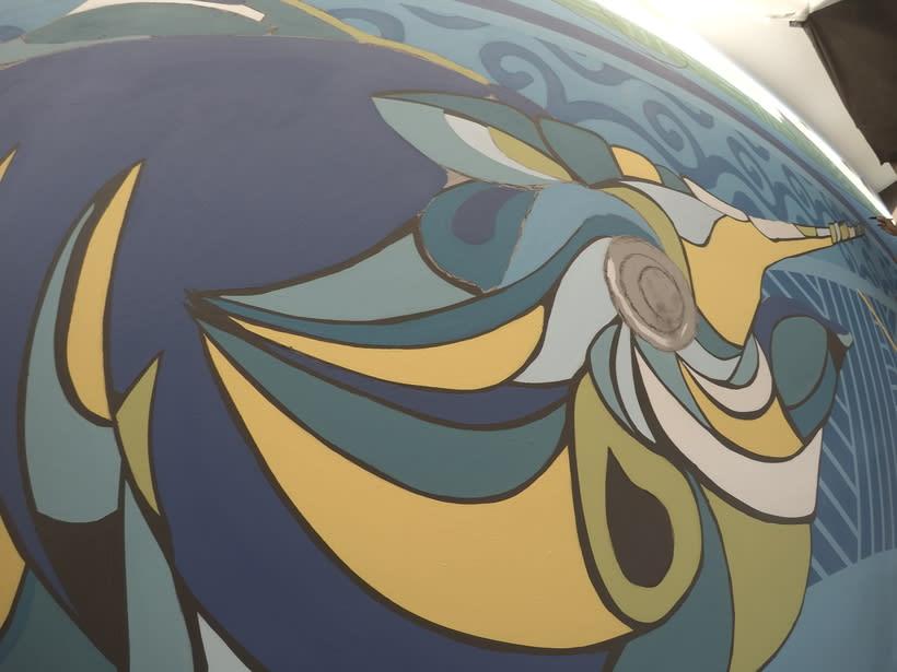 Mural Pampa Argentina,  Costa del Sol Nuevo proyecto 5