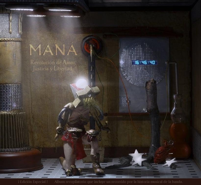 Mi Proyecto del curso: Diorama: Pensando en tres dimensiones 0