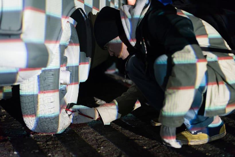 CTRL+X o cómo hacer objetos invisibles con arte urbano 7
