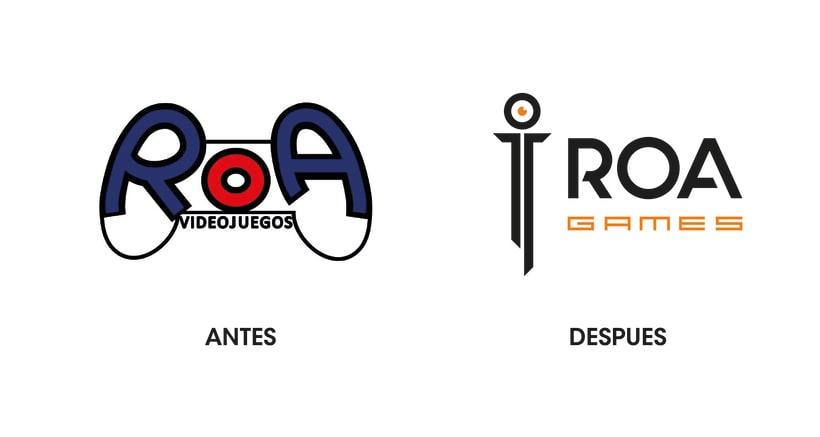 Mi Proyecto del curso: Introducción al Diseño Editorial | Manual de marca ROA. 6