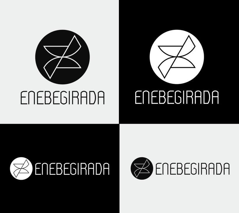 Logotipo Enebegirada 1