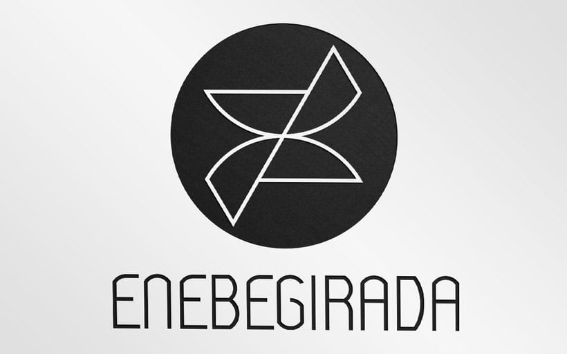 Logotipo Enebegirada 2