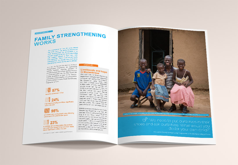 Annual Report 2014 SOS Children's Villages 1