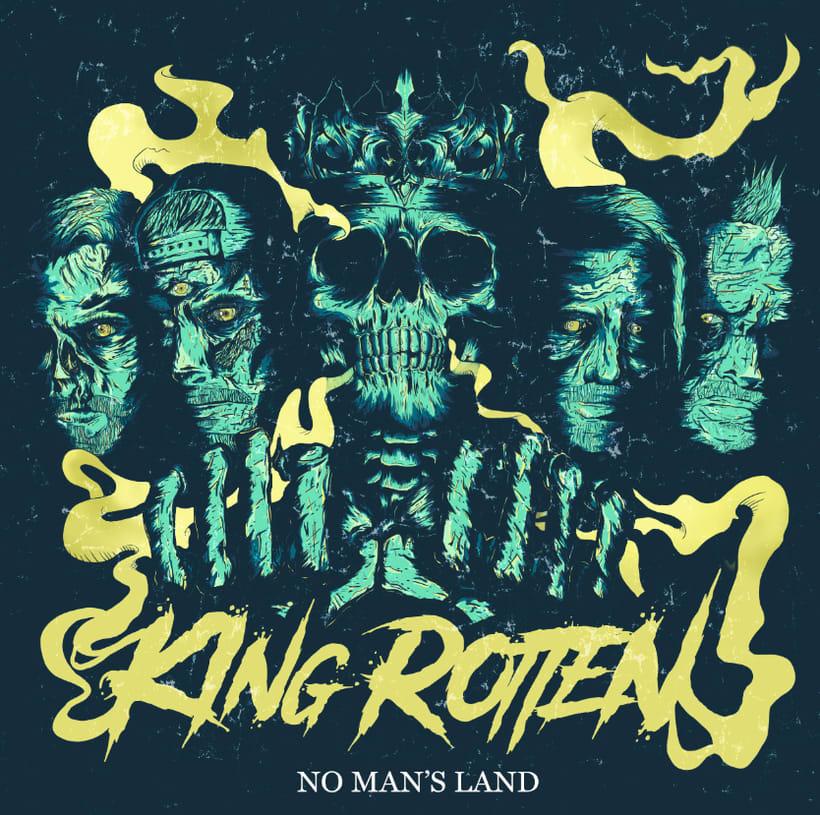 No Man's Land Cover CD 0