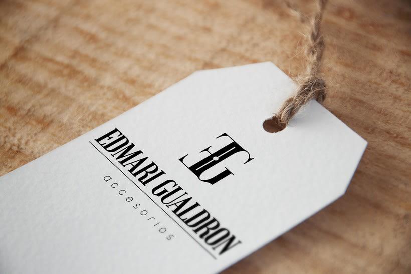 Diseño de Logo para marca de accesorios. 0