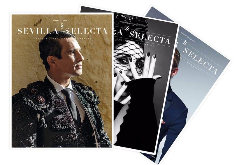 Magazine Sevilla Selecta 1