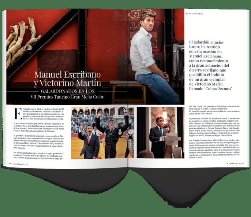 Magazine Sevilla Selecta 3