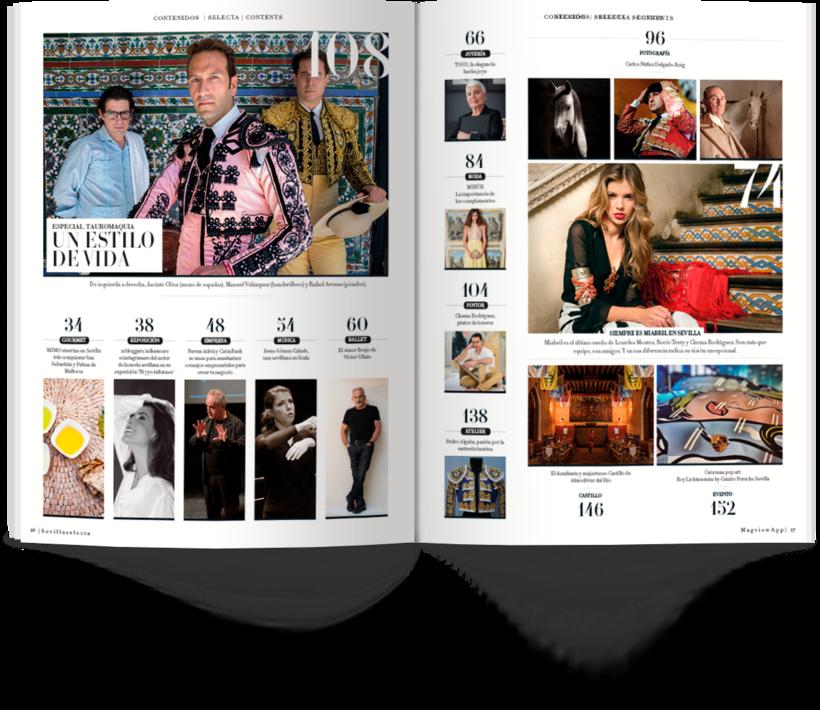 Magazine Sevilla Selecta 2