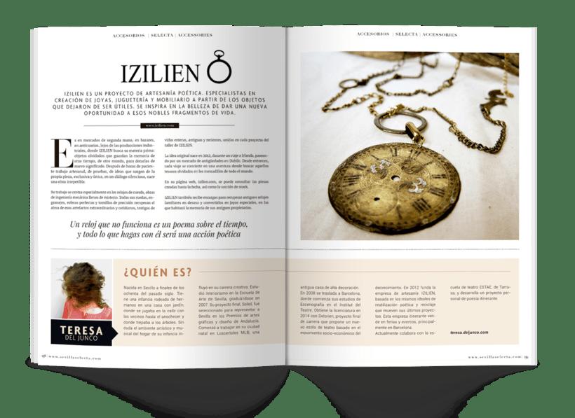 Magazine Sevilla Selecta 5