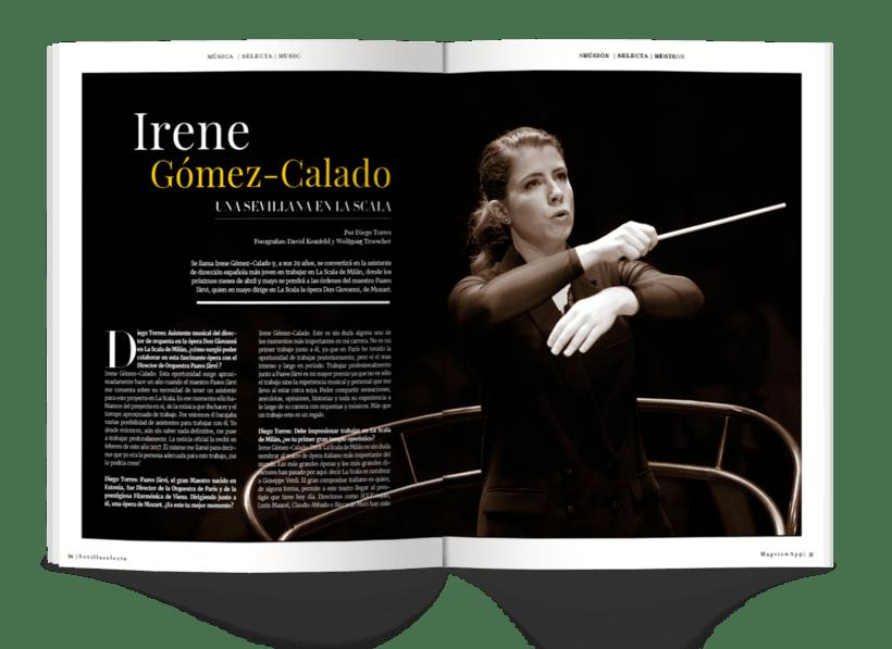 Magazine Sevilla Selecta 6