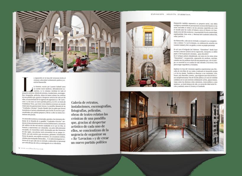 Magazine Sevilla Selecta 9